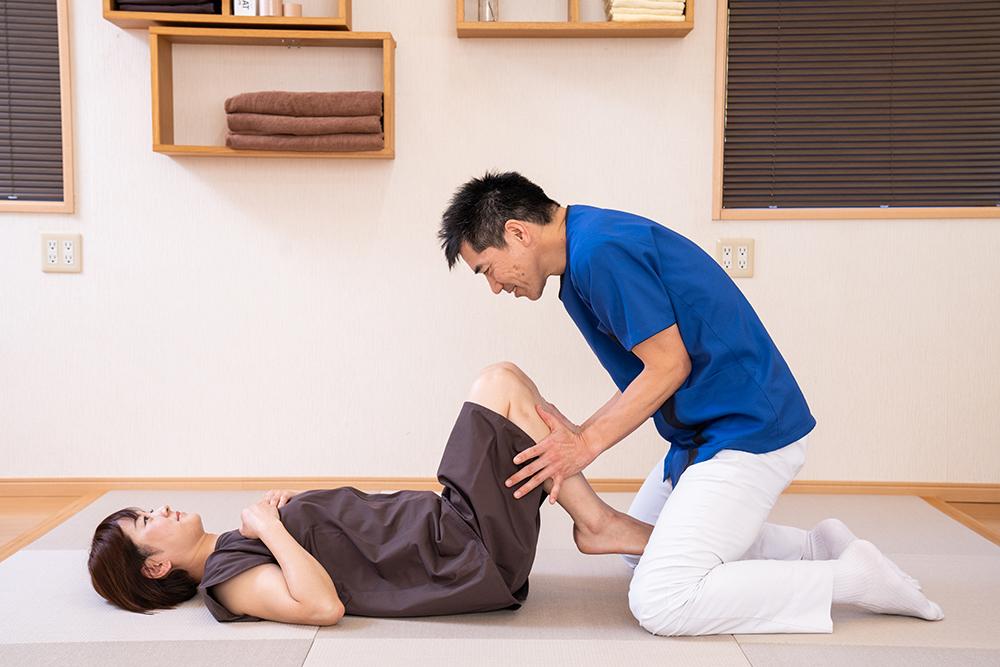 腰痛の主な原因は